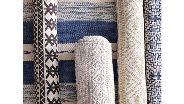 Conheça os tapetes indianos