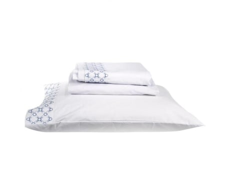 a7391497a4 Jogo de lençol blake para cama de casal 180 fios - zen Verificar  disponibilidade ...