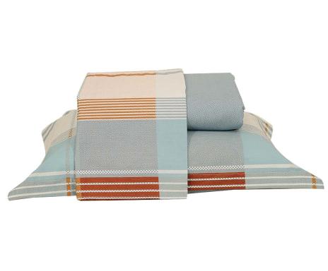 63dca60da0 ... Jogo de cama new magnifique londres solteiro - 200 fios Verificar  disponibilidade ...